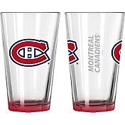 Boelter Montreal Canadiens 16oz Elite Pint 2-Pack