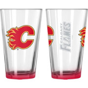 Boelter Calgary Flames 16oz Elite Pint 2-Pack