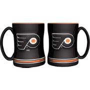 Boelter Philadelphia Flyers Relief 14oz Coffee Mug 2-Pack