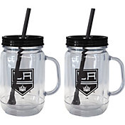 Boelter Los Angeles Kings 20oz Handled Straw Tumbler 2-Pack