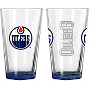 Boelter Edmonton Oilers 16oz Elite Pint 2-Pack