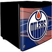 Boelter Edmonton Oilers Dorm Room Refrigerator