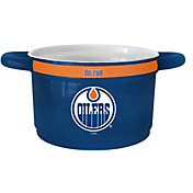 Boelter Edmonton Oilers Game Time 23oz Ceramic Bowl