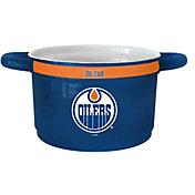 Boelter Edmonton Oilers Game Time 23oz Ceramic Bowl