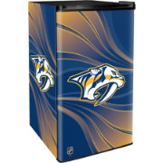 Boelter Nashville Predators Counter Top Height Refrigerator
