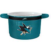 Boelter San Jose Sharks Game Time 23oz Ceramic Bowl