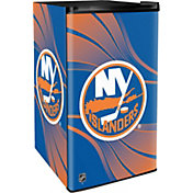 Boelter New York Islanders Counter Top Height Refrigerator