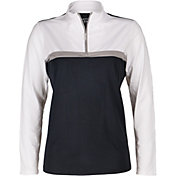 Bette & Court Women's Cool Elements Horizon Quarter-Zip Golf Pullover