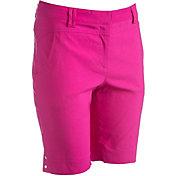 Bette & Court Women's Flex Smooth Fit Golf Shorts
