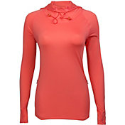 Bette & Court Women's Hybrid Cool Elements Pullover Golf Hoodie