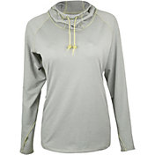 Bette & Court Women's Hybrid Cool Elements Pullover Golf Hoodie