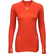 Bette & Court Women's Cool Elements Swing Long Sleeve Golf Shirt