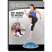 BOSU 101 Ways to BOSO Workout DVD