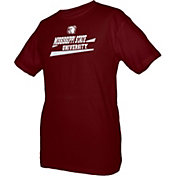 boxercraft Youth Mississippi State Bulldogs Maroon Just for You Crew Wordmark and Logo T-Shirt