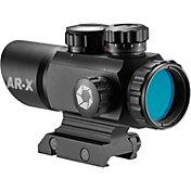 Barska AR-X 1x35 Multi-Reticle Green / Red Dot Scope