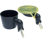 Burley Solstice Stroller Snack Bowl and Cup Holder