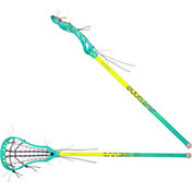 Brine Women's Mantra III on Flip Grip Fade Lacrosse Stick
