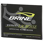 Brine Women's Lacrosse Scorebook