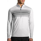 Brooks Men's Dash Half-Zip Shirt