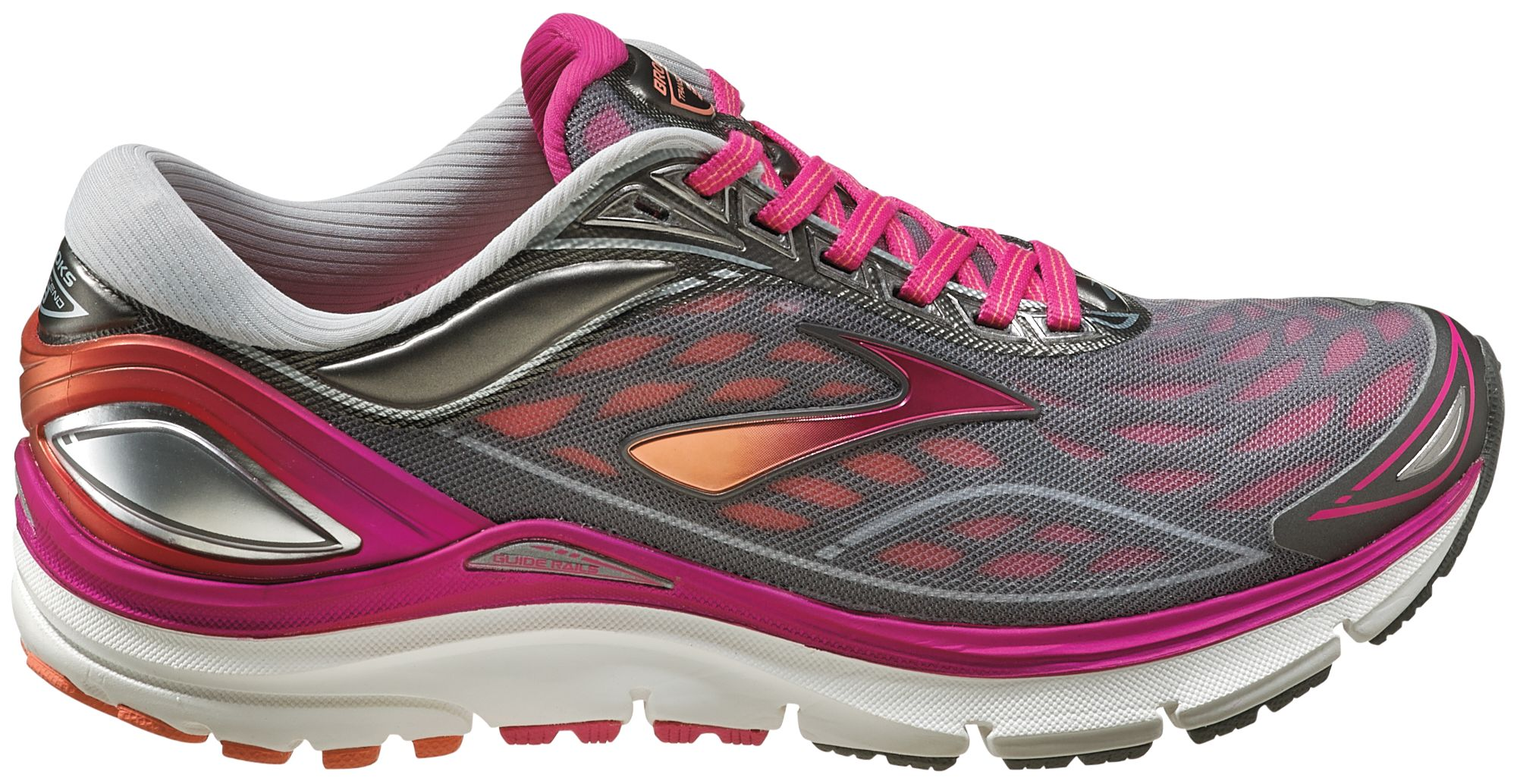 Brooks Women's Transcend 3 Running Shoes  0:00  0:00|0:00  noImageFound  ???