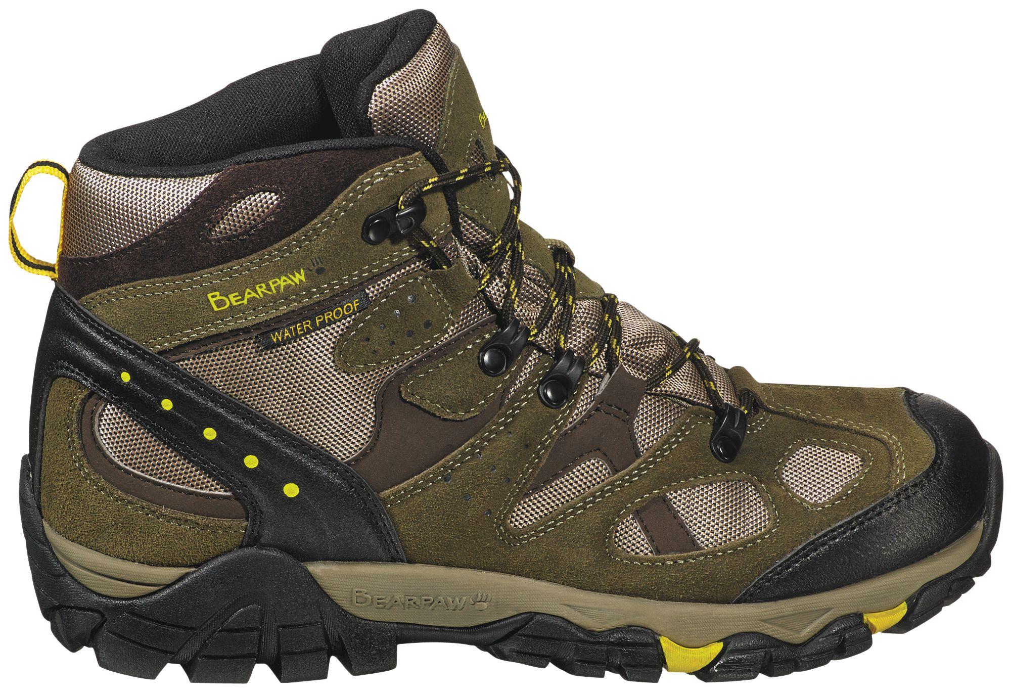 Bearpaw Men's Brock Mid Waterproof Hiking Boots| DICK'S Sporting Goods