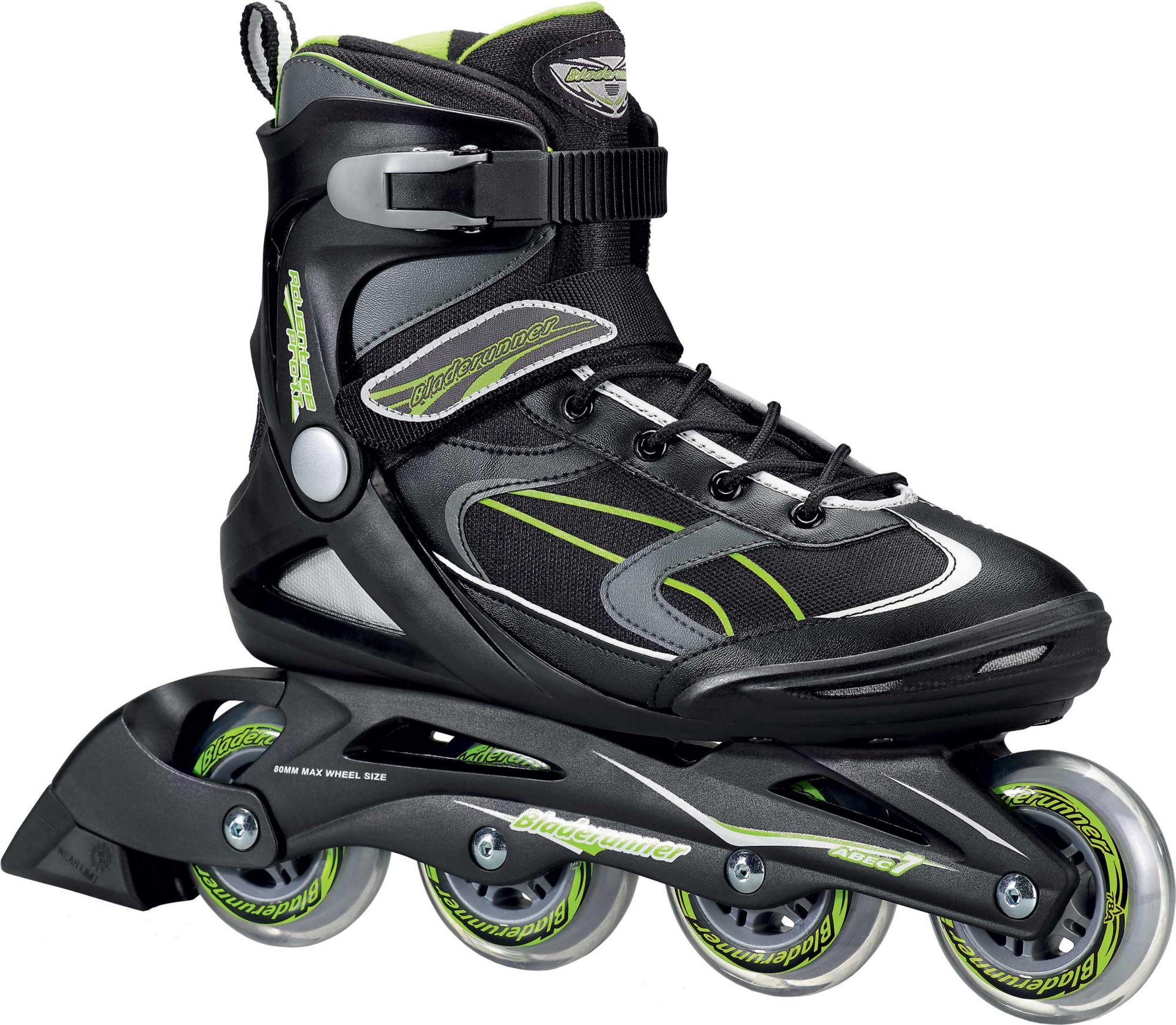 Roller skates blue - Product Image Bladerunner Men S Advantage Pro Xt Inline Skates