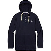 Burton Men's Benson Henley Hooded Pullover