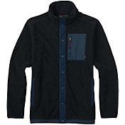 Burton Men's Hearth Snap-Up Fleece Jacket