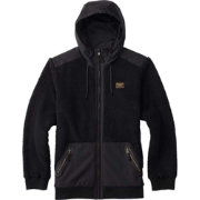 Burton Men's Tribute Full-Zip Fleece Jacket