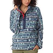 Burton Women's Anouk Fleece Pullover Long Sleeve Shirt