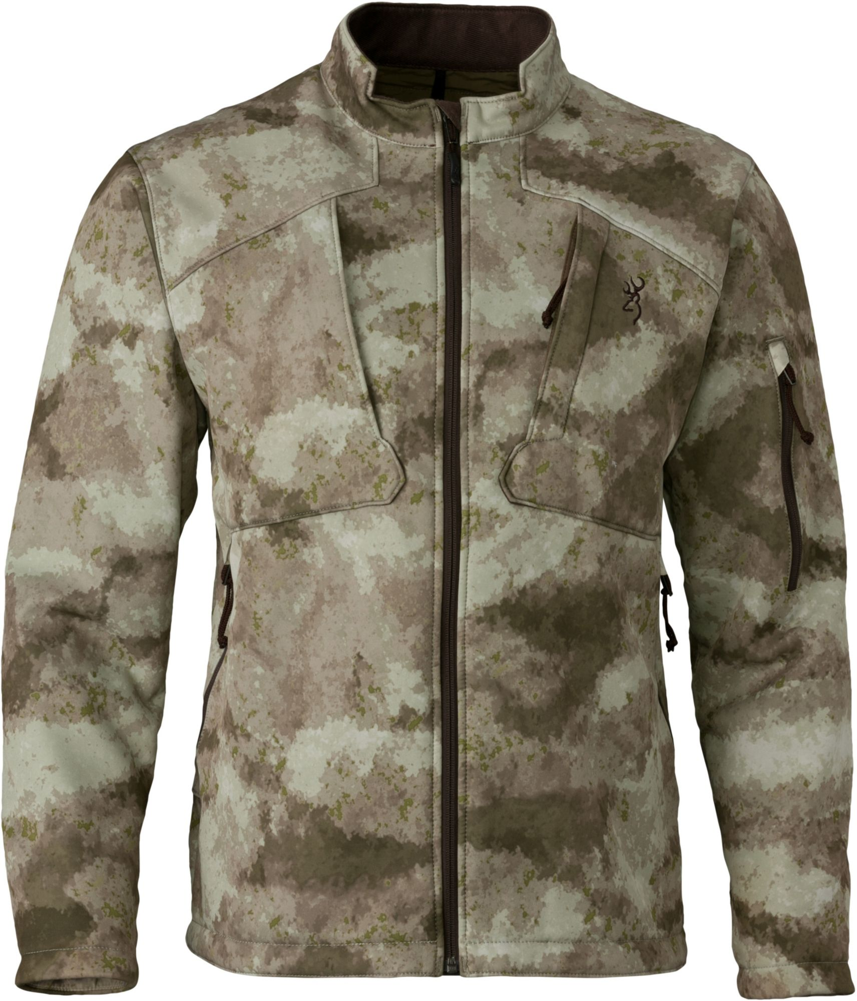Browning Men's Hell's Canyon Speed Backcountry Hunting Jacket, Size: Medium, A Tacs Au Camo thumbnail