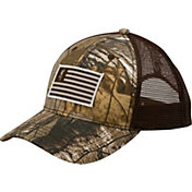 Browning Men's Patriot Mesh Back Camo Hat