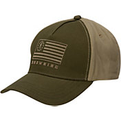 Browning Men's American Flag Buckmark Hat