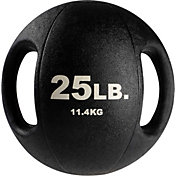 Body Solid 25 lb. Dual Grip Medicine Ball