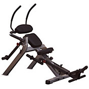 Body Solid GAB300 Semi-Recumbent Ab Weight Bench