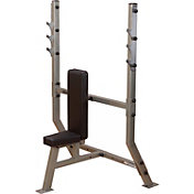 Body Solid Pro Clubline SPB368G Olympic Shoulder Press Machine