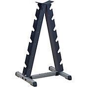 Body Solid GDR44 6 Pair Vertical Dumbbell Rack