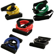 Body Solid Resistance Tube Set