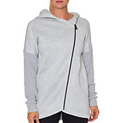 Betsey Johnson Performance Women's Sweater Knit Fleece Back Hoodie