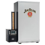 Bradley Jim Beam 4-Rack Digital Smoker