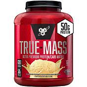 BSN True-Mass Protein Powder Strawberry 5.75 lbs