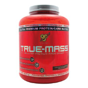 BSN True-Mass Protein Powder Chocolate 5.75 lbs