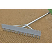 "BSN Sports 24"" Double Play Infield Rake"