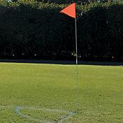 BSN Sports Fiberglass Soccer Corner Flags - 4 Pack
