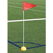BSN Sports Indoor/Outdoor Soccer Corner Flags – 4 Pack