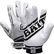 Battle Youth Hybrid Football Receiver Gloves