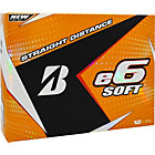 2 for $50 Bridgestone e6 SOFT & e6 SPEED Golf Balls