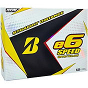 Bridgestone e6 SPEED Optic Yellow Golf Balls
