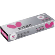 Butterfly Three-Star G40+ Table Tennis Balls 12 Pack