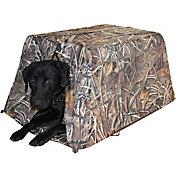 Beavertail Camouflage Dog Blind